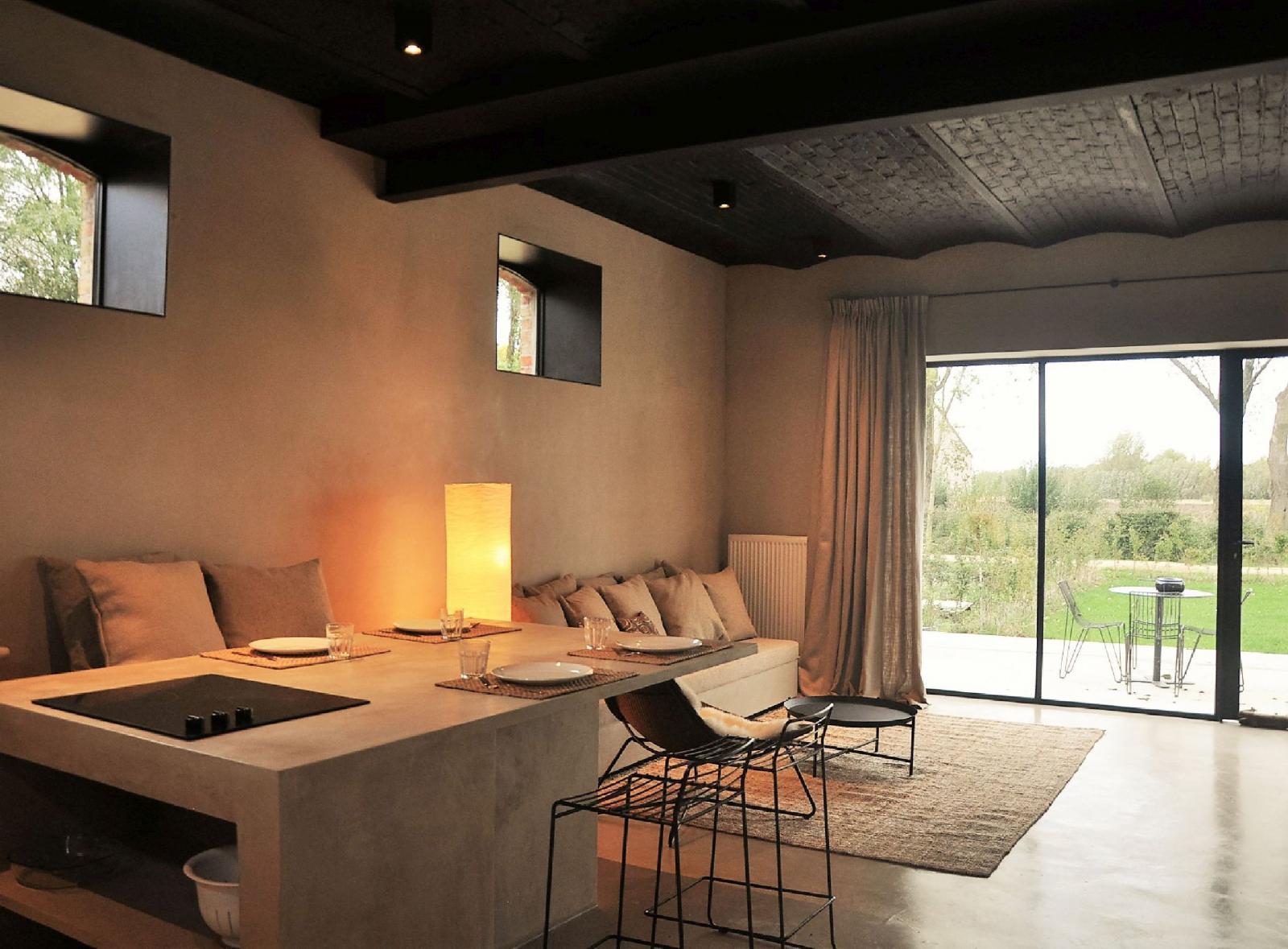 #interieurinrichting #binnenhuisarchitect #architect #renovatie #studio #appartement #nieuwpoort #westkust #oostduinkerke #koksijde #de panne #totaalrenovatie #totaalinriching
