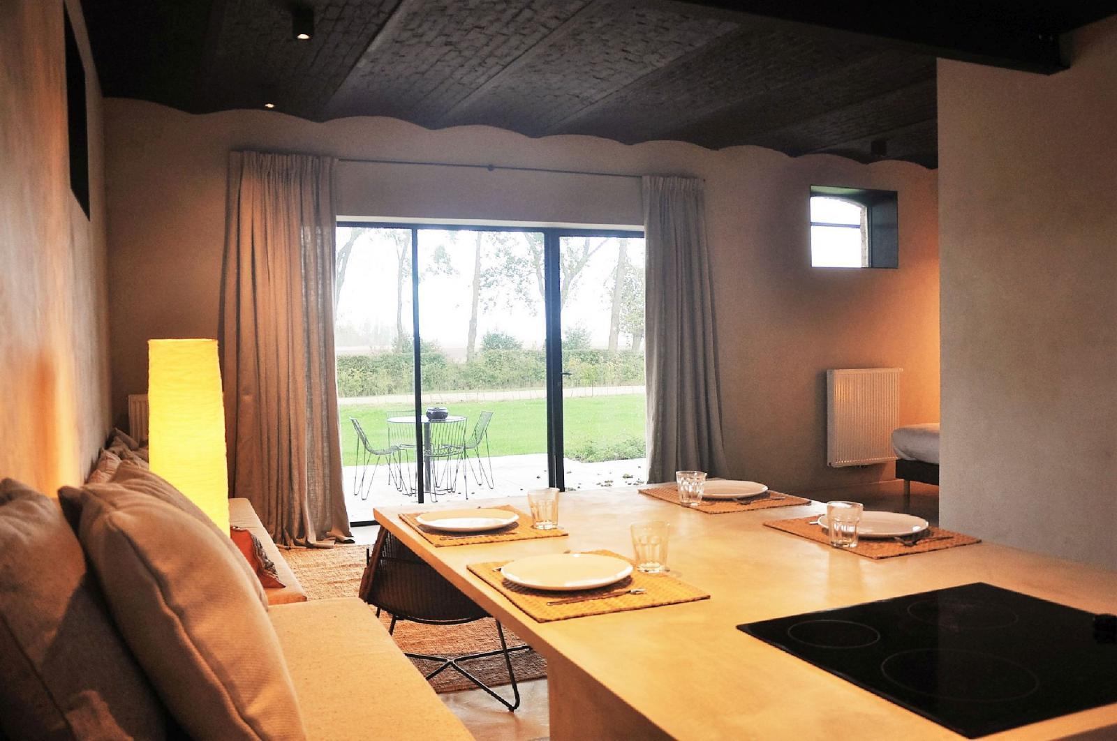 #renovatie #appartement #studio #westkust #belgische kust #totaalinrichting